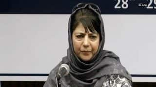 Shun Guns And Stones, Mehbooba Mufti Tells Kashmiris on Independence Day