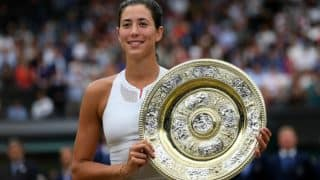 Garbine Muguruza: All You Need to Know About The 2017 Wimbledon Champion