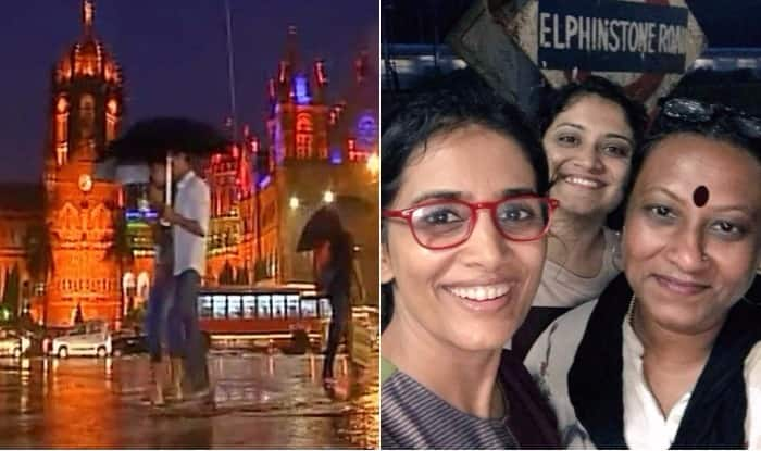 Mumbai monsoon 2017
