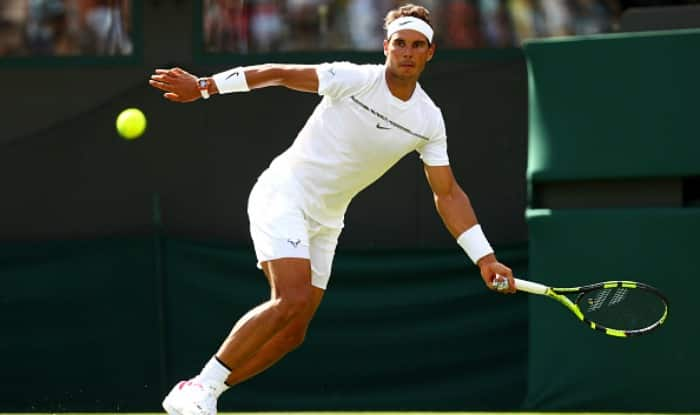 Rafael Nadal's self-serve unforced error
