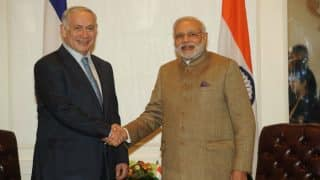 Narendra Modi's Historic Israel Visit to Start on Tuesday; a First Ever by Indian Prime Minister: 10 Points