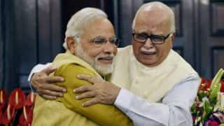 PM Narendra Modi Wishes LK Advani on 91st Birthday, Prays For His Long Life
