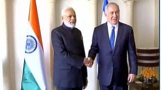 Under PM Benjamin Netanyahu, Israel Agrees to Further Strengthen Bilateral Ties With India
