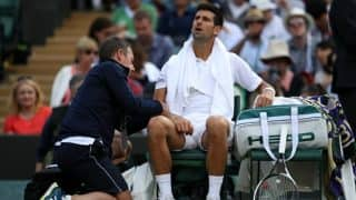 Novak Djokovic May Give US Open a Miss Due to Elbow Injury: Report