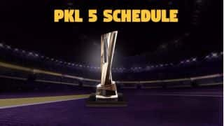 Pro Kabaddi 2017 Schedule: Get PKL 5 Timetable With Match Timings, Dates & Venue Details
