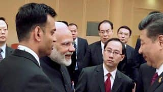 China Plays Down Narendra Modi-Xi Jinping Interaction at G20 Sidelines, Says 'It Was Not a Bilateral Meet'