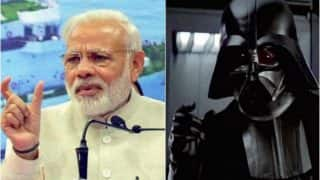 PM Narendra Modi Ends ICAI Speech With Villain Darth Vader's Theme Music, Social Media Goes Crazy