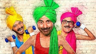 Poster Boys Box Office Collection Day 1: Sunny Deol, Bobby Deol And Shreyas Talpade Starrer Opens To An Average Collection Of Rs 1.75 Crore