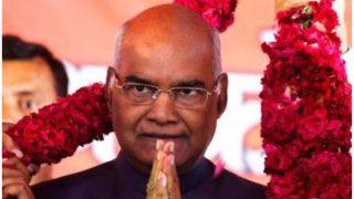 आज देश के 14वें राष्ट्रपति के रूप में शपथ लेंगे रामनाथ कोविंद, ये रहेगा कार्यक्रम