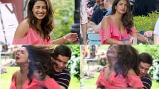 Priyanka Chopra's LEAKED Pics From The Sets Of 'Isn't It Romantic' Are Actually Enchanting!