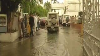 Uttar Pradesh Assembly Waterlogged After Heavy Rains in Lucknow