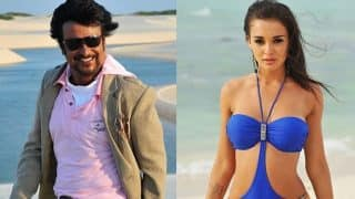 Rajinikanth, Amy Jackson To Shoot A Special Song For 2.0 And We Have All The Details