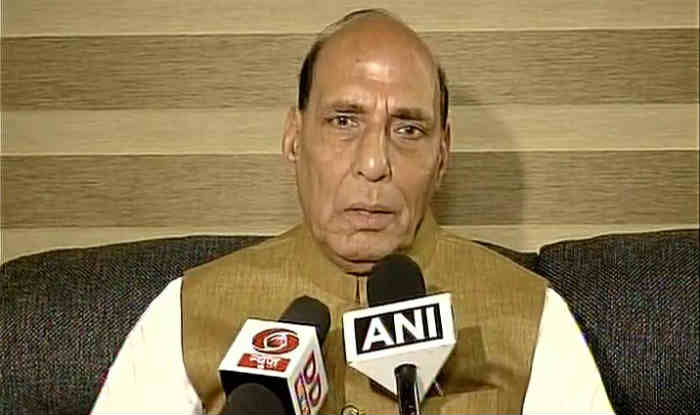 Rajnath Singh's response to the F-word will make your day