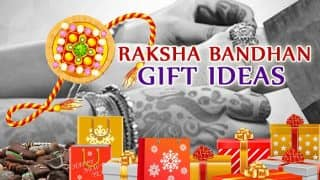 Raksha Bandhan Unique Gift Ideas: Innovative Last Minute Rakhi 2017 Gifts for Brothers & Sisters to Celebrate Indian Festival
