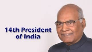 Ram Nath Kovind Elected as 14th President of India, An Arduous Journey From Paraunkh to Raisina Hills