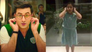Ranbir Kapoor's Niece Samara Sahni Dances To Galti Se Mistake Song From Jagga Jasoos In Adorable Instagram Video