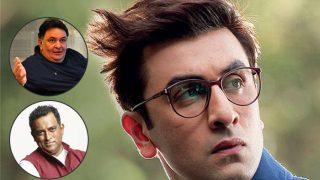Ranbir Kapoor Mighty UPSET With Father Rishi Kapoor For Blaming Anurag Basu For Jagga Jasoos Failure?
