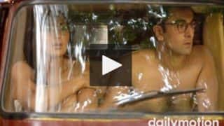 Ranbir Kapoor and Katrina Kaif Found Naked In a Rickshaw! Jagga Jasoos Bizarre Leaked Scene Picture Making us Curious