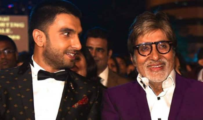 e24d72122e Ranveer Singh Forgot To Reply To Amitabh Bachchan s Birthday Message For  Him And Here s What Happened