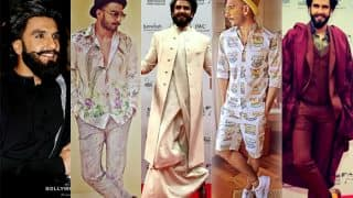 Birthday Boy Ranveer Singh Is Bollywood's Ultimate King Of Sass, These 10 Pictures Will Prove It!