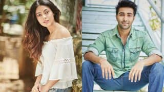 Yash Raj Films' Launches Aadar Jain And Anya Singh And We Can't Wait To See The Two On The Big Screen - View Pics!