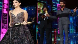 IIFA 2017 Full Winners List: Shahid Kapoor and Alia Bhatt Win Best Actors Award for Udta Punjab, Neerja Bags Award For Best Film