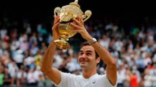 Roger Federer Renames His Historic Eighth Wimbledon Trophy in Tribute to Past Winner