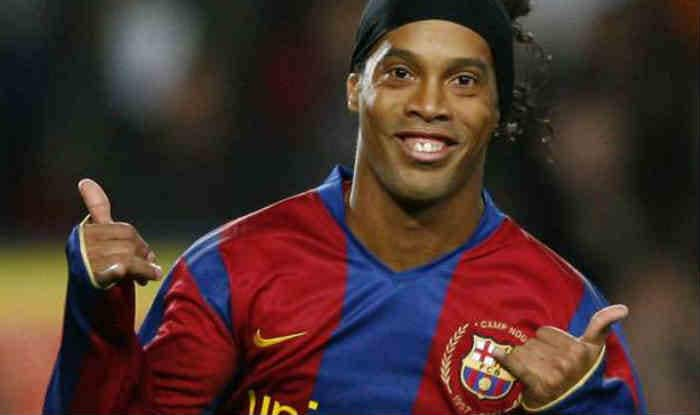 Futsal is very easy to fall in love: Ronaldinho