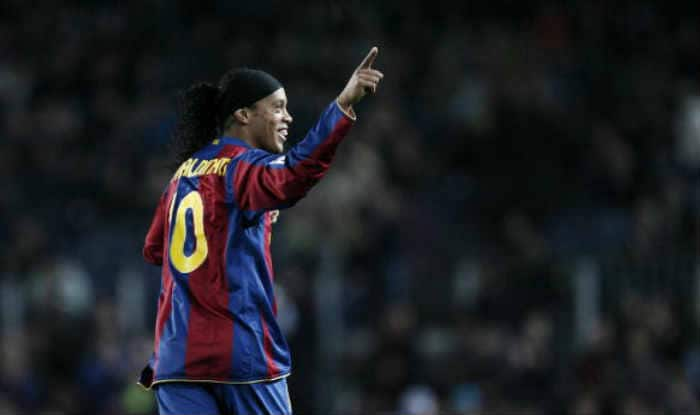 File image of Ronaldinho. ©GettyImages
