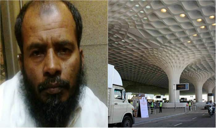 Suspected Lashkar-e-Taiba militant arrested from Mumbai airport