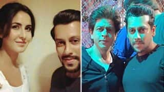 Salman Khan's Doppelganger Spotted on Tiger Zinda Hai Sets! Picture of Katrina Kaif and Shah Rukh Khan Posing with Salman's Body Double Goes Viral