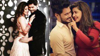 Sambhavna Seth & Avinash Dwivedi's First Wedding Anniversary: Bhojpuri Actress Gets Diamond Ring as Gift From Husband