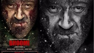 संजय दत्त के जन्मदिन के पर रिलीज़ हुआ उनकी फिल्म 'भूमि' का पोस्टर... इंटेंस लुक में नज़र आए संजू बाबा