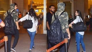 Sara Ali Khan Got Frantic At The Airport Minutes Before Leaving For IIFA And The Reason Will Win You Over - VIDEO