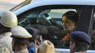 Sasikala to Remain in Jail as Her Parole Application Gets Rejected
