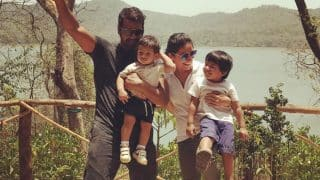 Kumkum Bhagya Actor Shabbir Ahluwalia's Instagram Pics Prove He Is Every Bit of A Family Man!