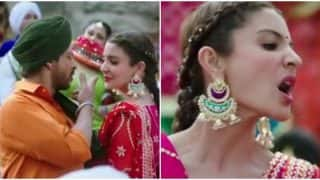 Jab Harry Met Sejal Song Butterfly: Shah Rukh Khan And Anushka Sharma Rock Their Punjabi Swag In This Groovy Number-Watch Video