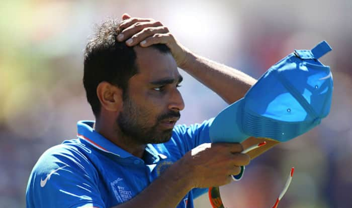 File picture of Mohammed Shami | Getty Images