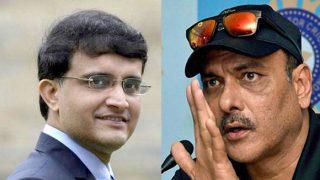 टीम इंडिया के नए कोच रवि शास्त्री पर 'कंट्रोल' के लिए ये है सौरव गांगुली का 'मास्टरस्ट्रोक'?