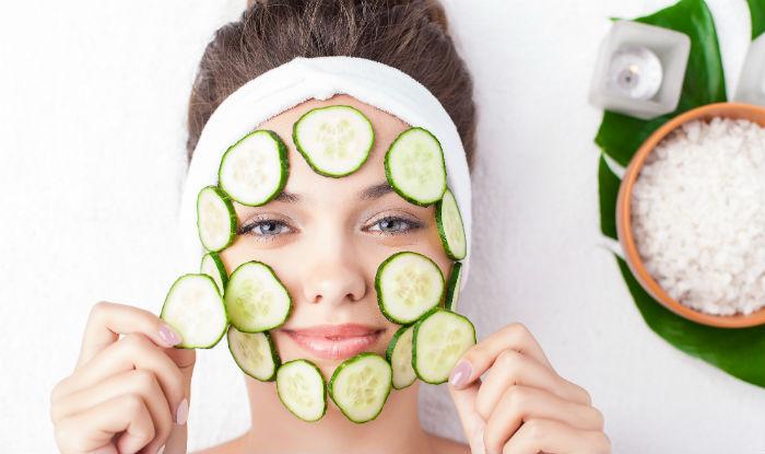 3 DIY Cucumber Face Masks to Get Glowing Skin | India.com