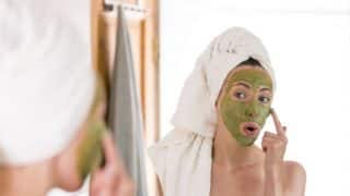 DIY Matcha Green Tea Exfoliating Face Mask to Get Radiant Complexion