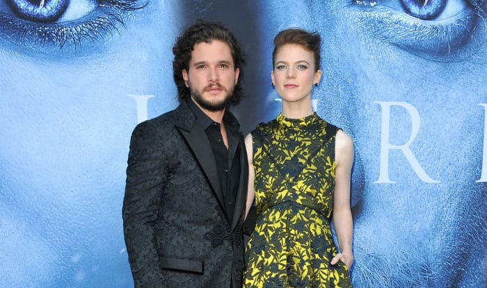 There Are Rumours Kit Harington's Engaged To Rose Leslie & We Wanna Believe