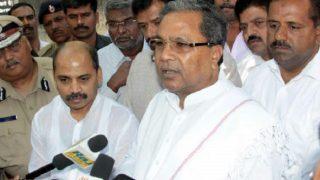 Karnataka CM Siddaramaiah Hits Out at BJP, Asks 'Has it Taken Hinduism on Lease'