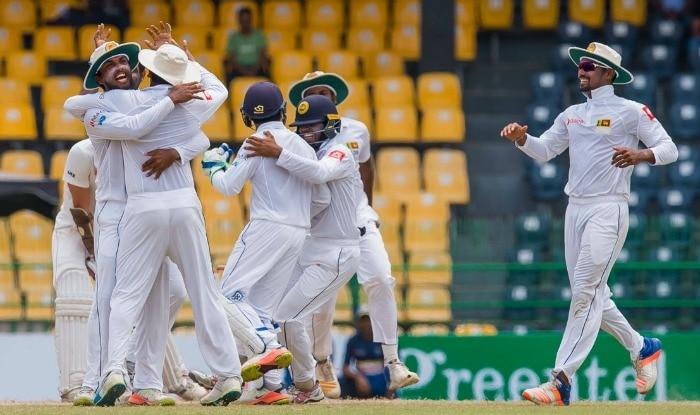 Zim in SL: Sri Lanka win only Test by 4 wickets