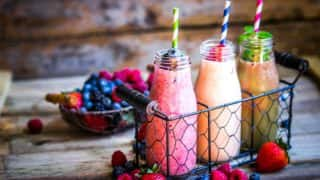 Weight Loss Smoothies You Can Whip Up in a Jiffy