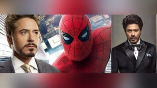 Spider-Man Homecoming: 3 Times Robert Downey Jr. Reminded Us Of Shah Rukh Khan