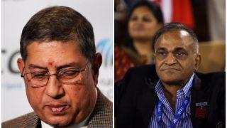 श्रीनिवासन-शाह के मंसूबों पर फिरा पानी, SC ने BCCI के एसजीएम में जाने पर लगाई रोक