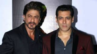 Shah Rukh Khan Reveals Interesting Details About Salman Khan's Role In Aanand L Rai's Next