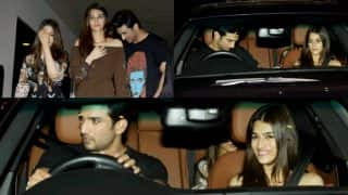 Sushant Singh Rajput and Kriti Sanon's recent outing will make you fall in love with their raabta! (view pics)
