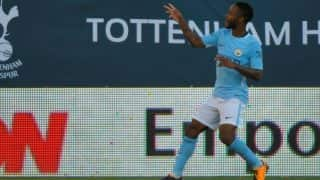Manchester City Outclass Tottenham Hotspur 3-0 in Pre-Season Game
